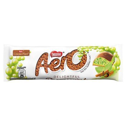 Aero Peppermint Mint Chocolate Bar