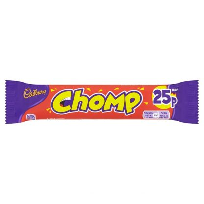 Cadbury Chomp Chocolate Bar