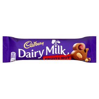 Cadbury Dairy Milk Fruit and Nut Chocolate Bar
