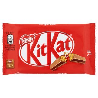 Kit Kat 4 Finger Milk Chocolate Bar