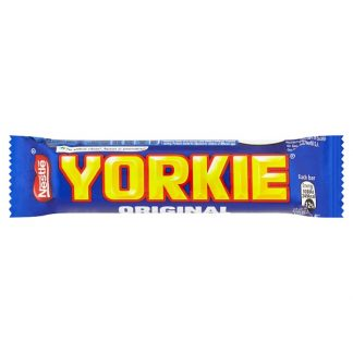 Yorkie Milk Chocolate Bar
