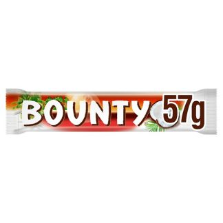 Bounty Coconut Dark Chocolate Twin Bar
