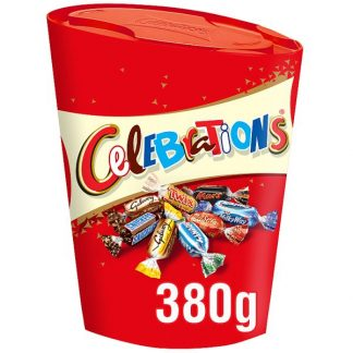 Celebrations Chocolate Gift Carton