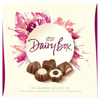 Dairy Box Milk Chocolate Box