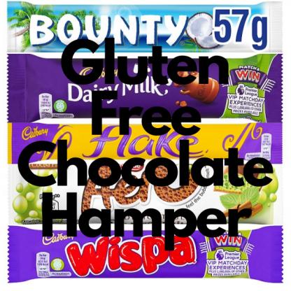 Gluten Free Chocolate Hamper