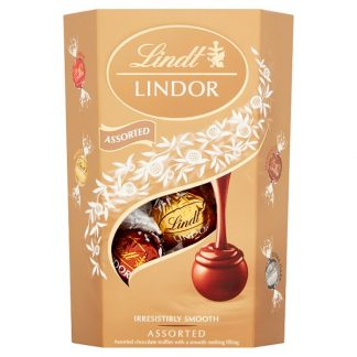 Lindt Lindor Assorted Chocolate Truffles Box