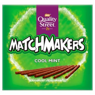 Quality Street Matchmakers Cool Mint