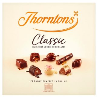 Thorntons Classic Assorted Gift Box Chocolates