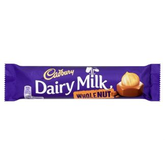 Dairy Milk Whole Nut 45g
