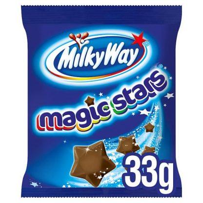 Milky Way Magic Stars Chocolate Bag 33g