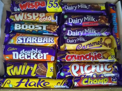 15 Bar Cadbury Selection Box