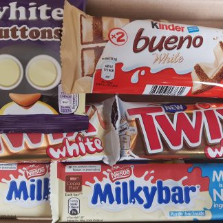 White Chocolate Hamper