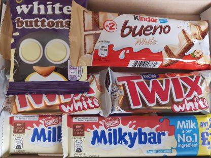 White Chocolate Hamper